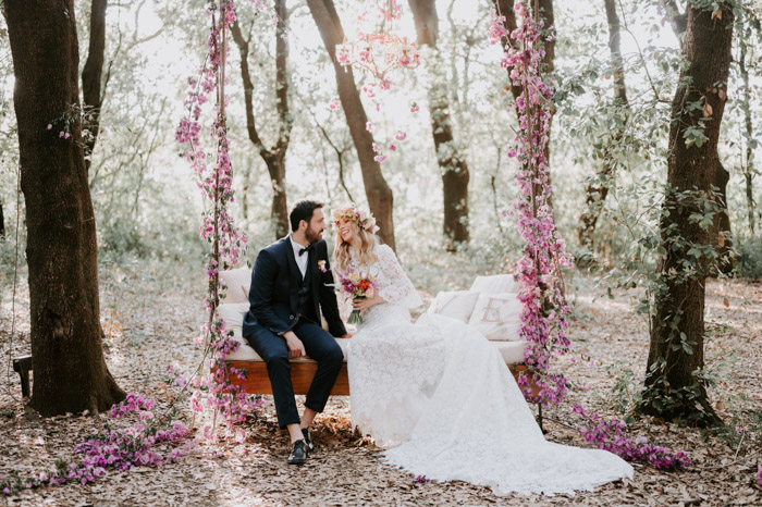 boda micro bosque
